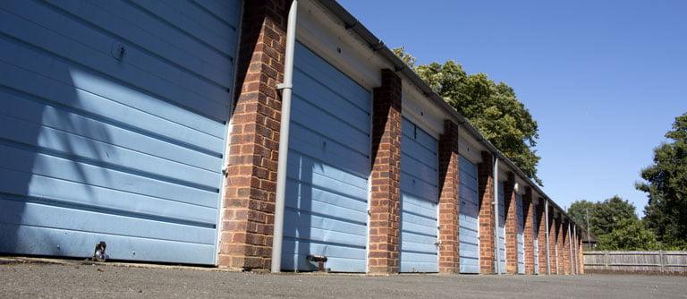 Garage door fittings in Bristol